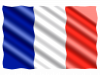 French flag-crowded